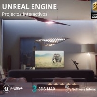 UNREAL ENGINE – Projectos Interactivos